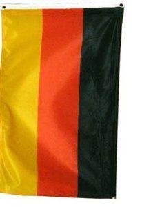 German flag!