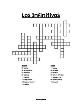 flirting quotes in spanish crossword words dictionary answers