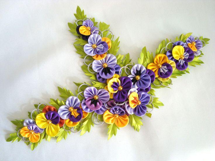 Flores decoración de flores regalo de Pascua por FairAnna en Etsy