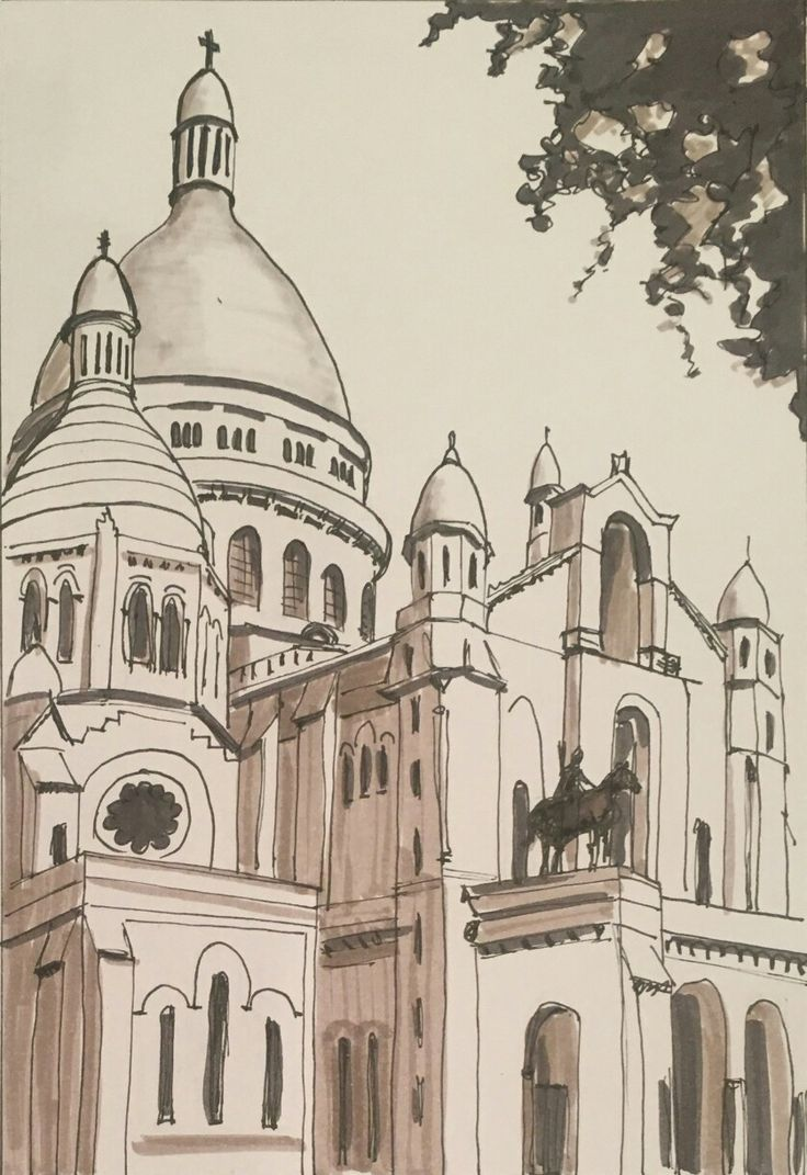 Day 21 Sacre-Coeur from 12/10/2015