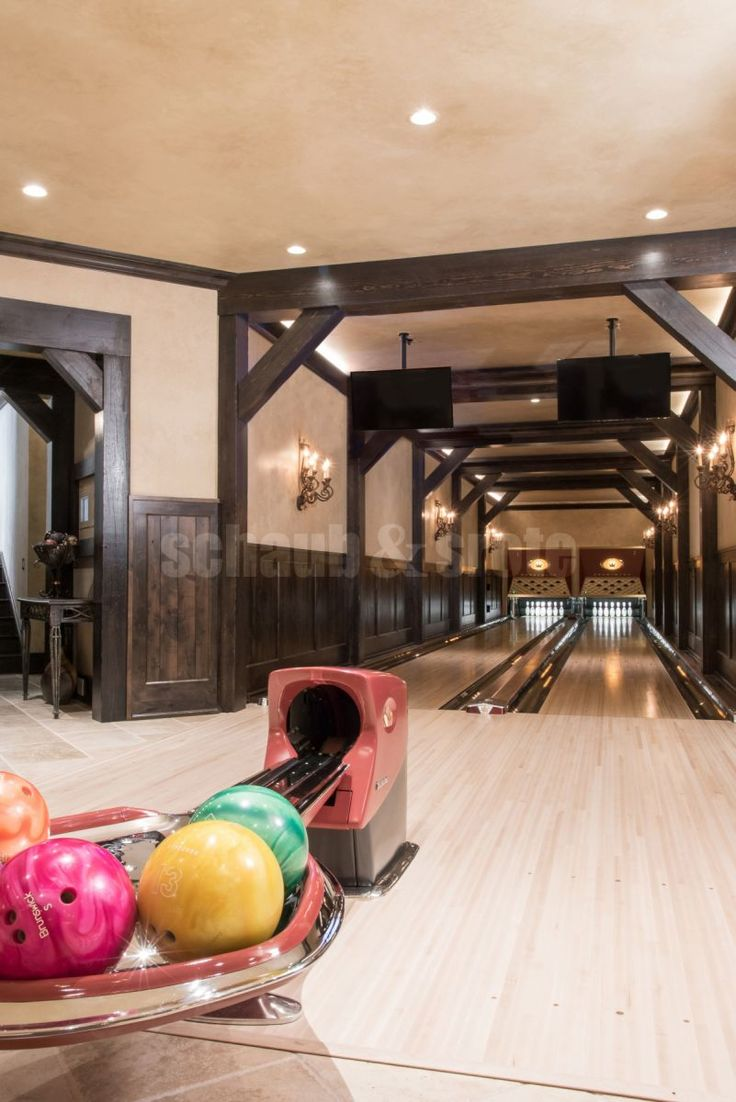 74 best images about home bowling alley on pinterest for House plans with bowling alley
