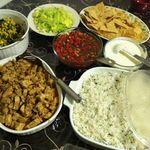 40 Fabulous Restaurant Copycat Recipes ~ Chipotle chicken, rice, salsa