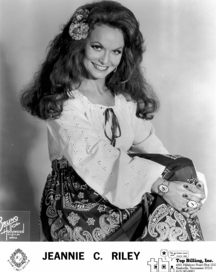 Jeannie C. Riley - There Never Was A Time / Back To School