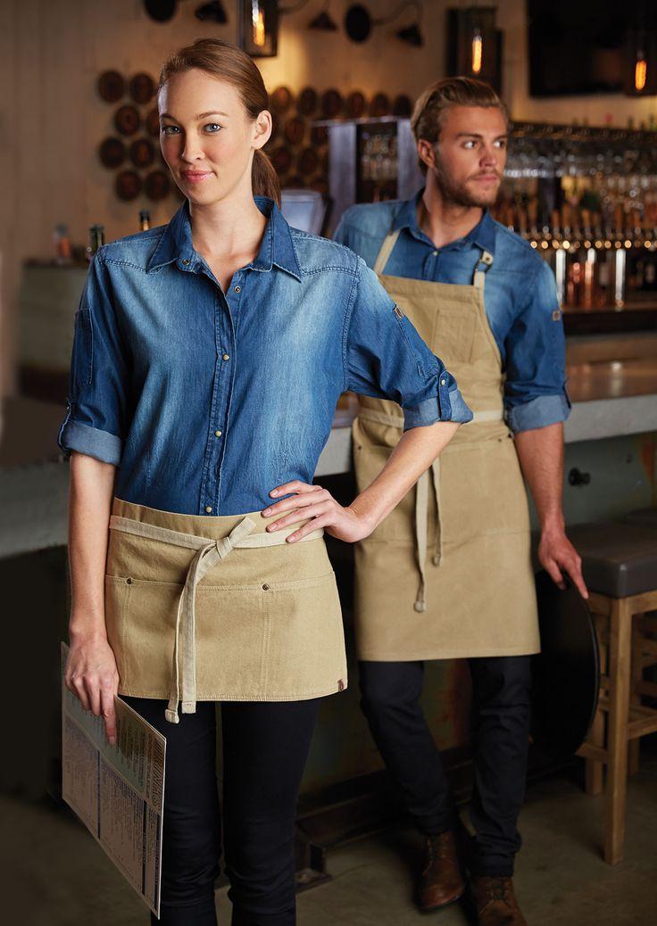 Waiters Restaurant Uniforms Cafe Uniform Waiter Uniform