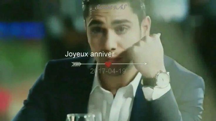 """Happy Birthday Kadir Doğulu""""From Your Arab Fans""""2017"""