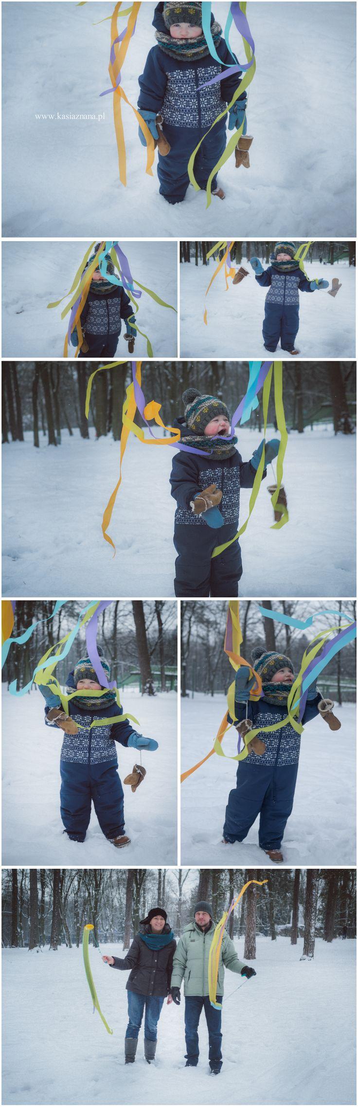 Ignacy zimy się nie boi, jak na małego mężczyznę przystoi. Ciepły kombinezon ubrał i rodziców na spacer zabrał. Nuda? Ignaś nie wie co znaczy. Bałwana ulepił. Mamę na sankach przewiózł. Tatę śnieżkami obrzucał. Nuda Ignacego się nie trzyma, tym bardziej gdy jest zima!