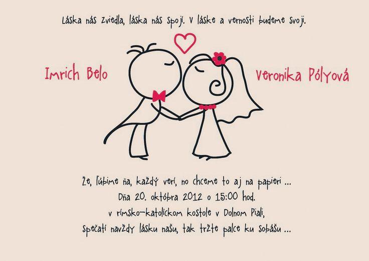 Svatební oznámení SSO29 - online moderní svatební oznámení