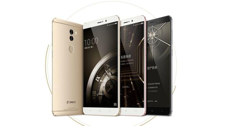 360 Mobiles представила топовые смартфоны Q5 иQ5 Plus