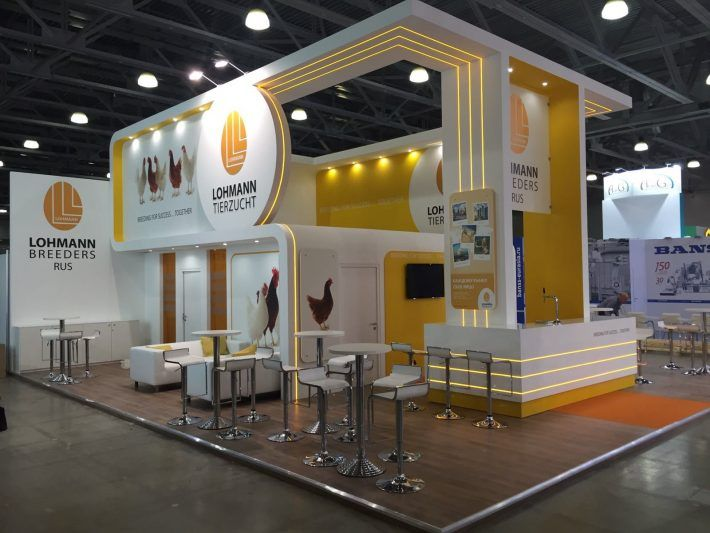 Exhibition Stand Design And Build Germany : Creative bespoke exhibition stand design and build at interpack