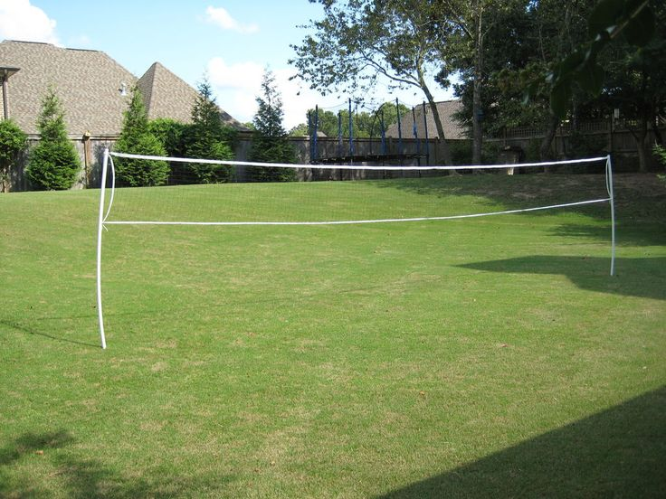 Picture of Wireless PVC badminton volleyball net