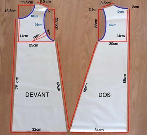 Do It Yourself : Ma robe bohème pour toujours | Le Blog Mondial Tissus More on good ideas and DIY mehr zum Selbermachen auf Interessante-dinge.de