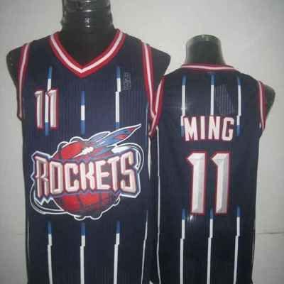 online retailer 6a78f b9ec9 houston rockets yao ming jersey