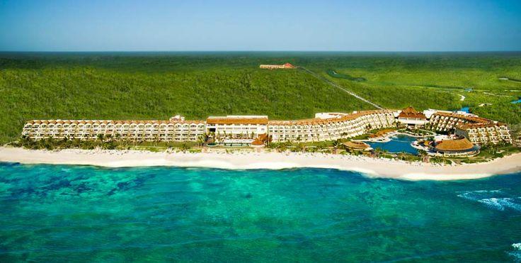 Beautiful resort at the Riviera Maya!