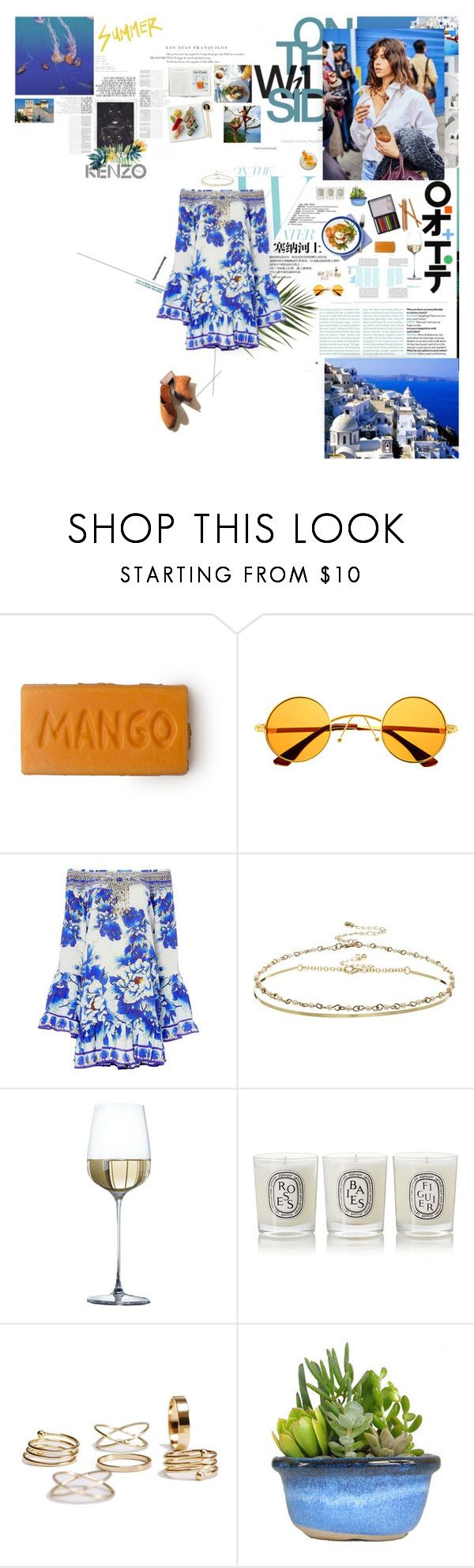"""I Might Empty My Bank Account"" by spacelava ❤ liked on Polyvore featuring JULIANNE, Retrò, Camilla, ASOS and Diptyque"
