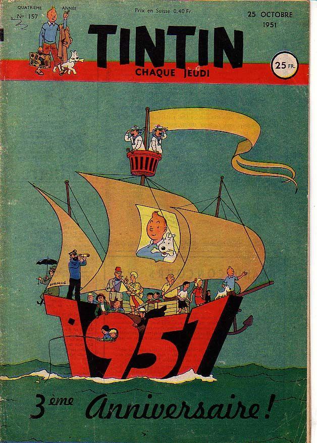 1951 - 3ème anniversaire !
