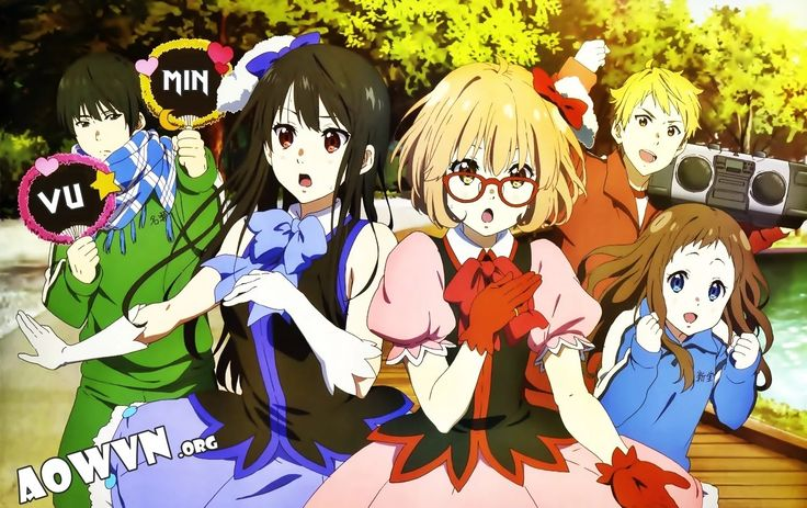 #14 Kyoukai no kanata - Lifetheory AMV | Anime Music Video - AowVN.org - Anime Of World