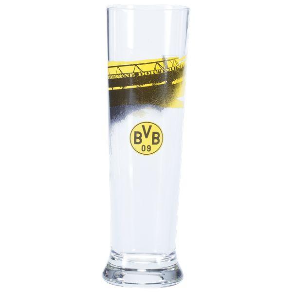 Borussia Dortmund Slim Pint Glass