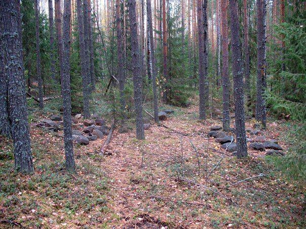 В нижегородской тайге обнаружили каменные финно-угорские святилища - 26 Ноября 2014 - Merjamaa - Мерянское наследие России
