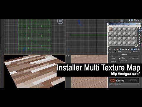 بسم الله الرحمن الرحيم Installer Multi Texture Map 3ds max 2013 By Mohamed Mrigua http://mrigua.com Installer Multi Texture Map 3D Max Danse Macabre - No Vio...