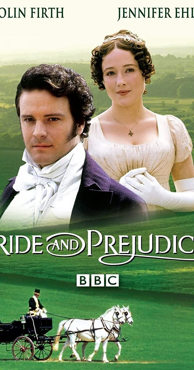 With Colin Firth Jennifer Ehle Susannah Harker Julia Sawalha While The Arrival Of Wealthy Gentlemen Sends Her Pride And Prejudice Jennifer Ehle Colin Firth