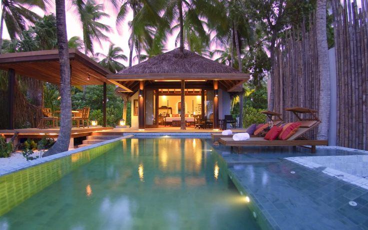 Wallpaper Hotel Exotic In Maldive
