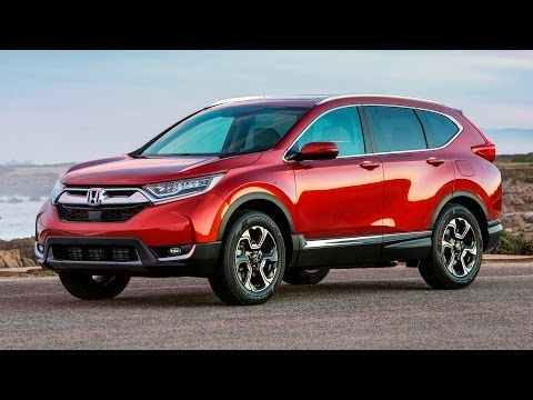 2017 Honda CR-V Turbo Power Promotional videos and features           -            famous brands and products