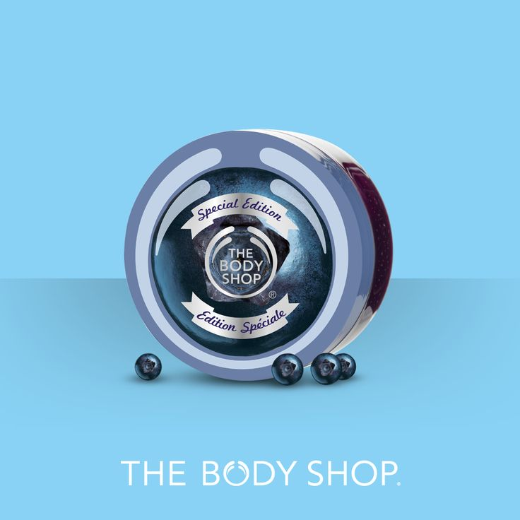 Get your hands into our jammy-textured Blueberry Body Scrub-Gelee, seeds and all. Try it, love it, but don't eat it!