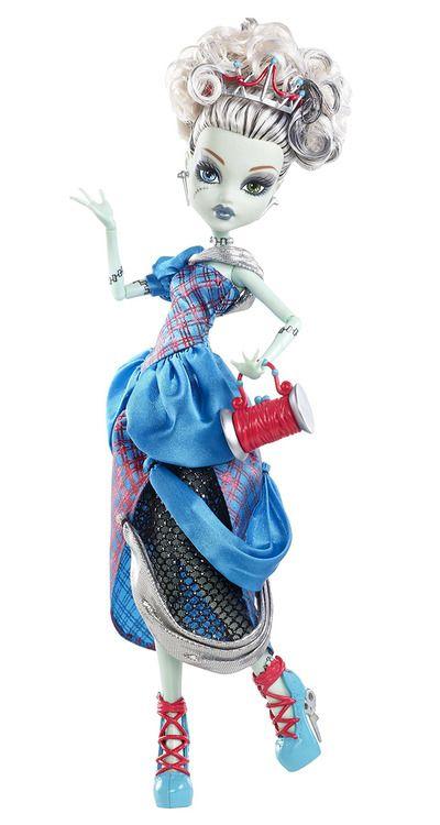 80 best Monster high images on Pinterest   Monster high muñecas ...