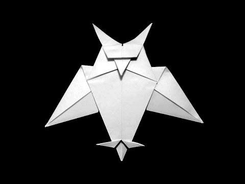 Easy step-by-step tutorial on how to make: Kirigami Owl. Subscribe to my channel to check out new Origami tutorials by: German R.Fernandez