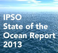 State of the Ocean Report. The ocean is sick. We're killing it.