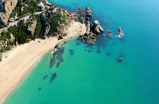 ONLY FOR THE DARING: TAKE A LOOK AT THE BEST NUDIST BEACHES ON THE COSTA DE LA LUZ