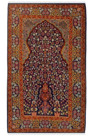 Pardah Jaali Kashmiri Area Rug Treniq Rugs. View thousands of luxury interior products on www.treniq.com