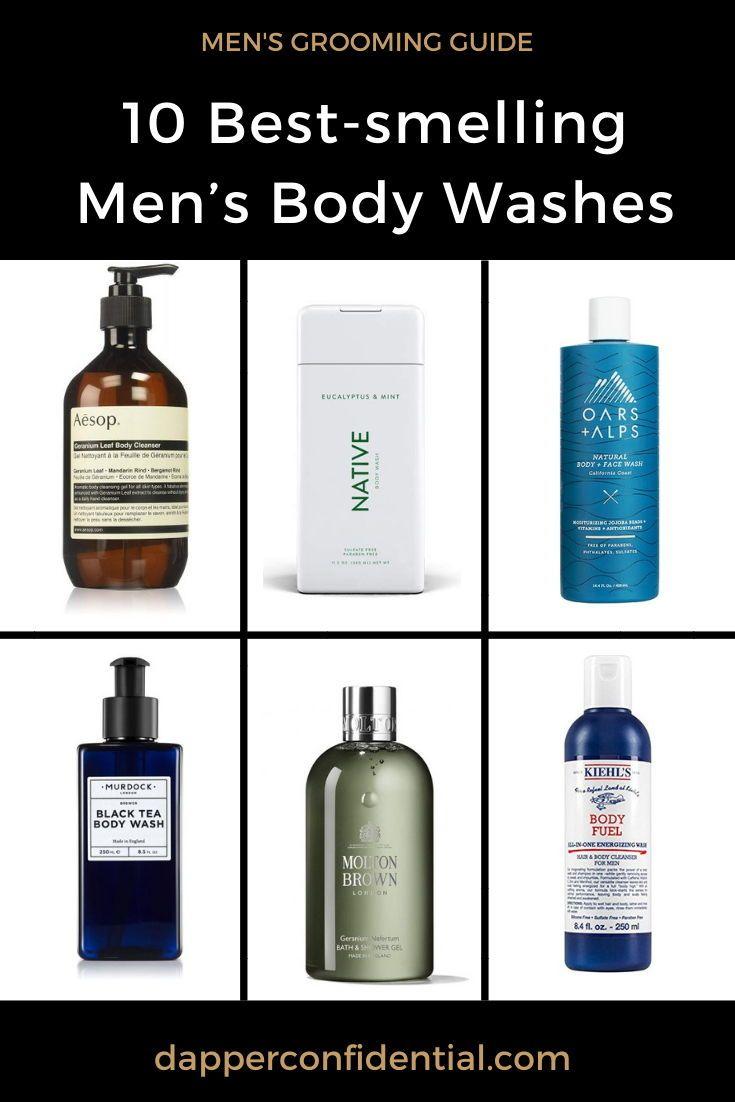 The 10 Best Smelling Men S Body Washes Dapper Confidential Mens Body Wash Men S Grooming Mens Grooming Kit
