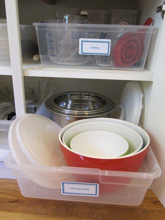 25 melhores ideias de gavetas de armazenamento de - Armarios de plastico ...