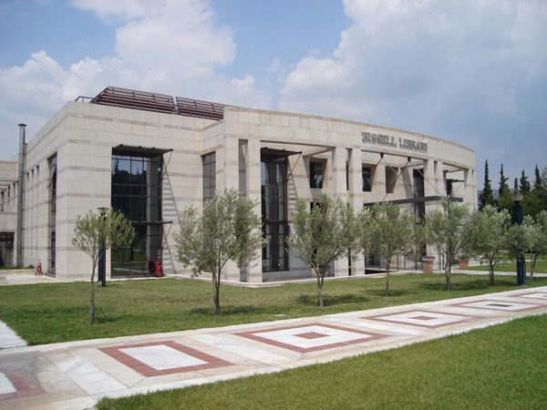 The American College of Thessaloniki (ACT), Greece