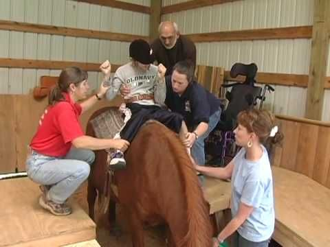 NORTH CAROLINA ~ Appalachian Therapeutic Riding Center ~ Therapeutic horseback riding and Wounded Warrior Program
