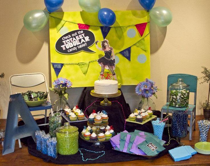 83 best 80 s themed sweet 16 ideas images on pinterest birthdays