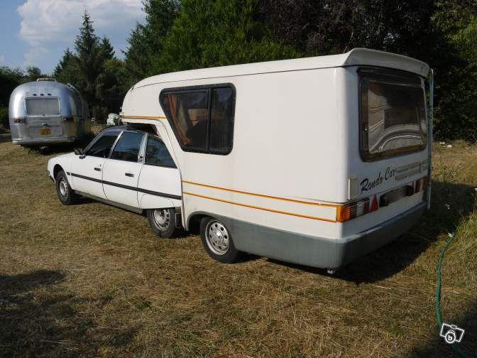 Citroen CX 2.5 diesel and caravan  UNUSUAL TRUCK CAMPERS  Pinterest  Vehicule et Voitures