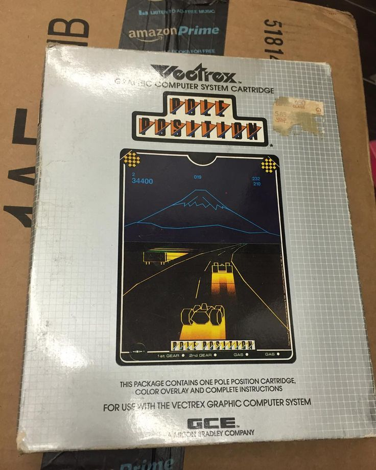 Shared by 1upgamescovina #vectrex #microhobbit (o) http://ift.tt/1UmzxtN #1upvideogames #1upgamescovina #retrogaming #retrolove #retrolovecon #retrocollective