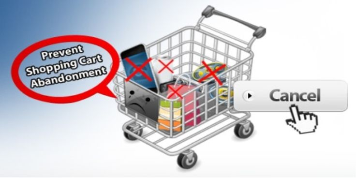 #Shopping cart abandonment is one of the biggest challenges for #online sellers. Surprisingly