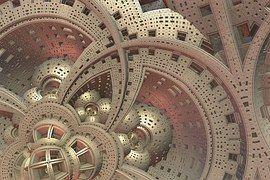 Fraktale, Machen, 3D, Hintergrund                                                                                                                                                      Mehr