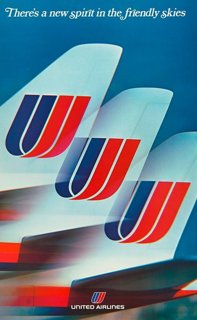 """Airline Visual Identity, 1945-1975"" showcases an extraordinary period of creativity in advertising and graphic design."
