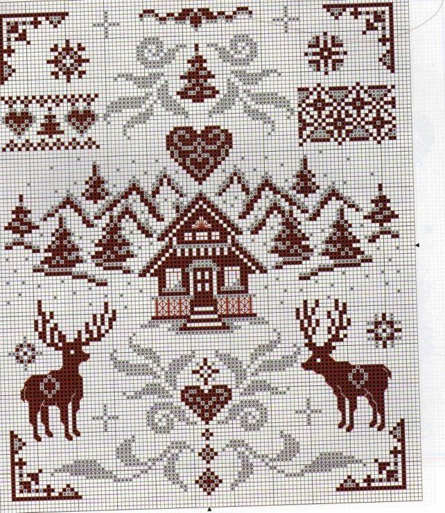Gallery.ru / Фото #25 - Новогодние миниатюры - Los-ku-tik