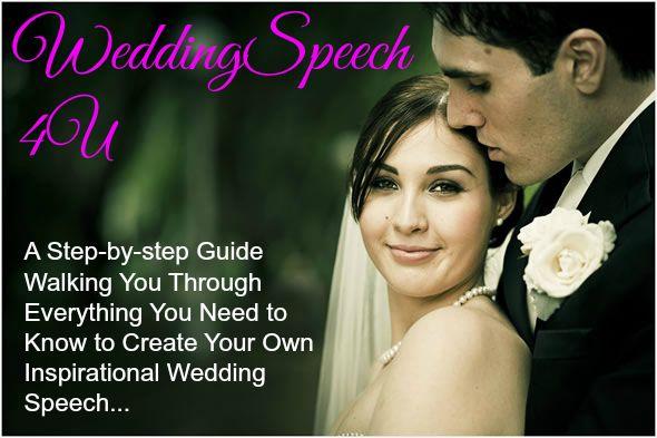 WeddingSpeech4U http://fbshare.info/weddingspeech4u