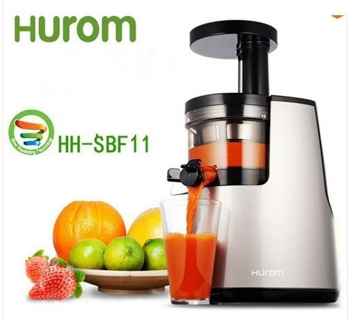 New Hurom Slow Juicer Extractor HH-SBF11 2nd Generation Fruit Vegetable Citrus