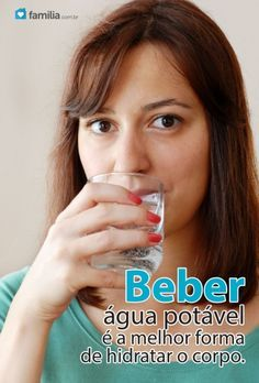 Familia.com.br | Dicas Para Otimizar Sua Ingestão Diária de Água  #Saude #Agua