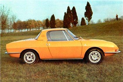 Fiat 850 Spider Convertibile Lusso (Bertone), 1965-68