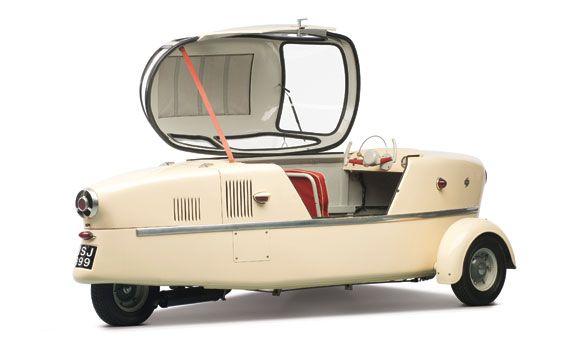 1955 Inter 175A Berline Estimate:$40,000-$50,000 US