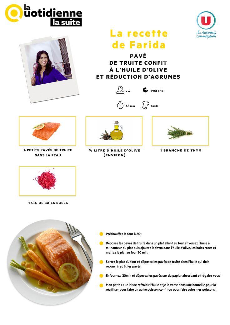 les recettes la quotidienne la suite 5 food