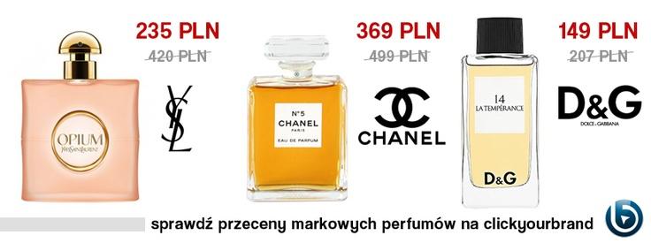 Wyprzedaże perfum w klubach zakupowych! ♥